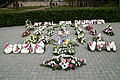 City of London Cemetery and Crematorium - floral tribute 01.jpg