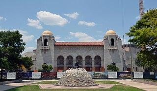 San Antonio Municipal Auditorium United States historic place