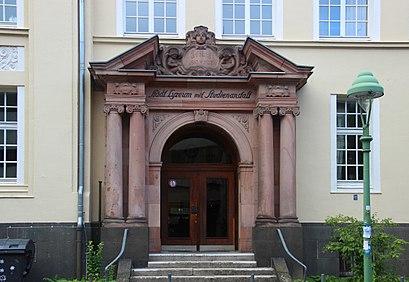 How To Get To Clara Schumann Gymnasium In Bonn By Bus Train