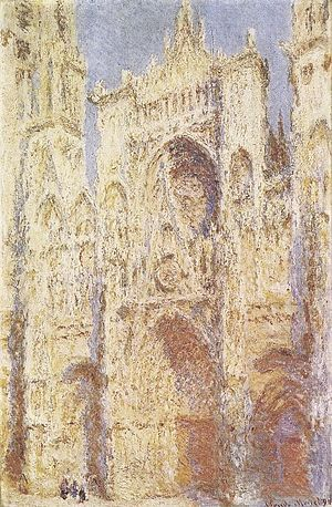 Rouen Cathedral (Monet series)