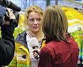 Claudia Nystad bei der Olympia-Einkleidung Erding 2014 (Martin Rulsch) 05.jpg