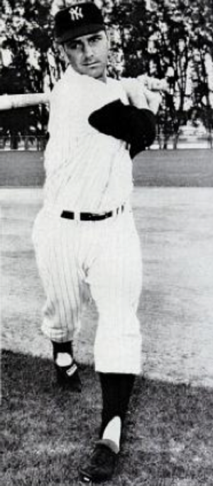 Clete Boyer - Boyer in 1962.