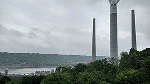 Clifty Creek Power Plant in May 2015