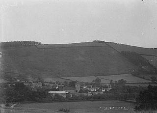 Clunbury & Clunbury hill