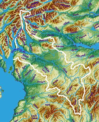 River Clyde - Catchment of the River Clyde