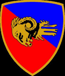 "132nd Armored Brigade ""Ariete"" Italian armored brigade"