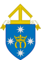 Coat of Arms Ordinariate of Our Lady of the Southern Cross.png