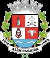 Coat of Arms of Além Paraíba - MG - Brazil.png