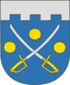 Coat of Arms of Hłybokaje, Belarus.png