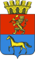Coat of Arms of Minusinsk (1854).png