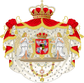 Coat of Arms of Wettin kings of Poland.svg
