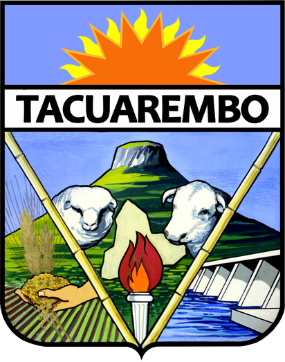 Archivo:Coat of arms of Tacuarembó Department.png
