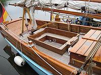 Cockpit (sailing)