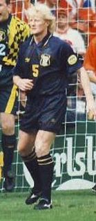 Colin Hendry Scottish footballer