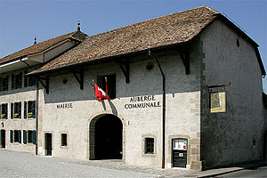 Collonge-Bellerive - Image: Collonge Mairie