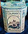Colmans Mustard tin pic2.JPG