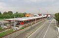 Cologno Nord staz metro panoramica.JPG