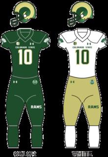 Colorado State Rams football
