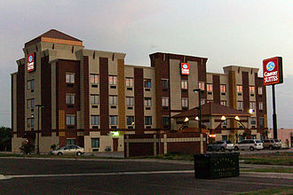 Choice Hotels - Comfort Suites (built in 2000) in Laredo, Texas