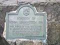 Commemorative plaque, Victoria Park, Leamington Spa - geograph.org.uk - 1238137.jpg