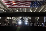 Commissioning Ceremony of the USS Gerald R. Ford (35741929110).jpg