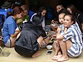 Communal Lunch - Near Bac Ha - Lao Cai Province - Vietnam (48203386302).jpg