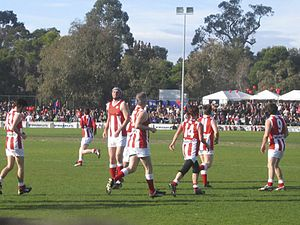 Australian rules football in Victoria - 2005 Community Cup