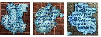 Fragmentarium - Enhanced multispectral imaging of palimpsest fragments composite images
