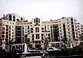 Condominiums in Levalois Perret, near Paris, 1990 (conception & design).jpg