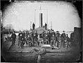 "Confederate Ram ""Atlanta"" (after her capture) in James River, Va., 1863. (4166294213).jpg"