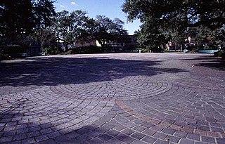 Congo Square United States historic place