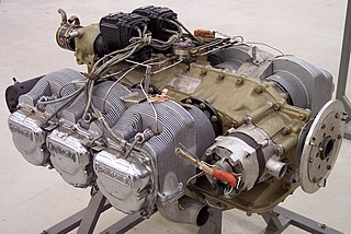 Continental O-520 family of flat-six piston aircraft engines