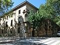 Convent de Sant Domènec, Escola d'Arts i Oficis de Vic.JPG