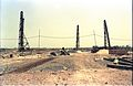 Convention Centre Complex Under Construction - Science City - Calcutta 1994-May 001.JPG