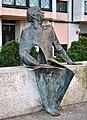 Conxunto de Buciños en Bouzas, José Saramago.jpg
