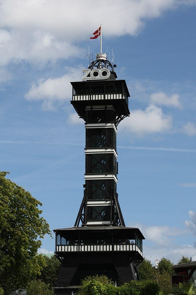 File Copenhagen Zoo Tower Jpg Wikimedia Commons