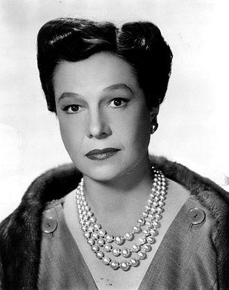 Cornelia Otis Skinner - Skinner in 1955