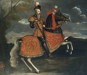 Reinoud III van Brederode - Image: Cornelis Anthonisz. Reinoud III van Brederode (ca. 1550)