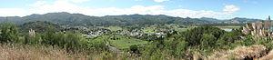 Coromandel, New Zealand - Image: Coromandel Panorama