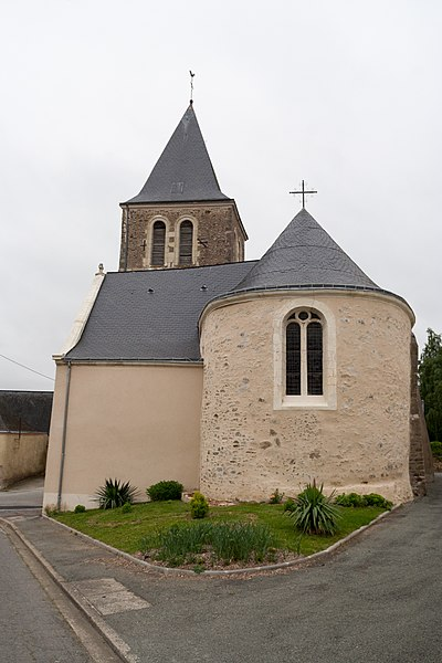 Church of Cosmes.