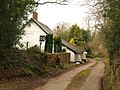 Cottage, Lane End - geograph.org.uk - 1778711.jpg