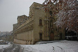 Cave of Saint Ignatius - Image: Cova de Sant Ignasi nevat