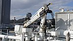Crane of JCG Sanrei(PS-18) right rear view at Port of Kobe Novenber 11, 2017.jpg