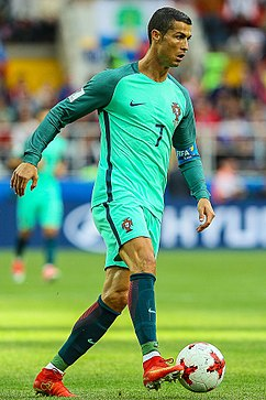 691bd36a907 Cristiano Ronaldo is Portugal's most capped player and all-time top scorer.