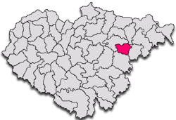 Commune Cristolţ in Sălaj County