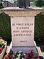 Croix 1843 Route Effondras Mézériat 4.jpg