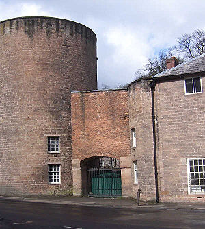 Cromford Mill - Gateway to Arkwright's Mill
