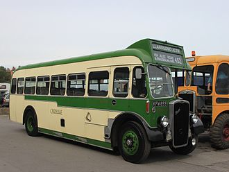 Crosville Motor Services - Preserved Bristol in August 2012