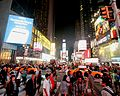 Crowded TIMES SQUARE at night time.jpg