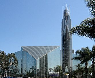 Crystal Cathedral - Image: Crys ext
